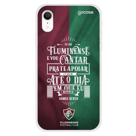 Capinha para celular Fluminense - Eu Sou Fluminense