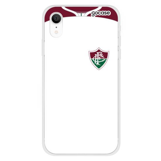 Capinha para celular Fluminense - Uniforme 2