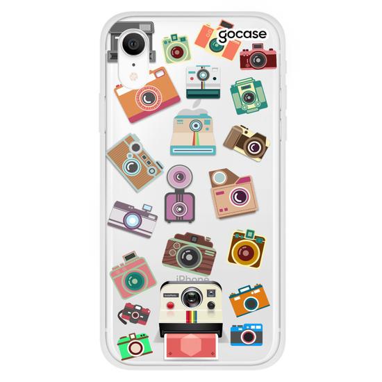 Capinha para celular FotoRetro