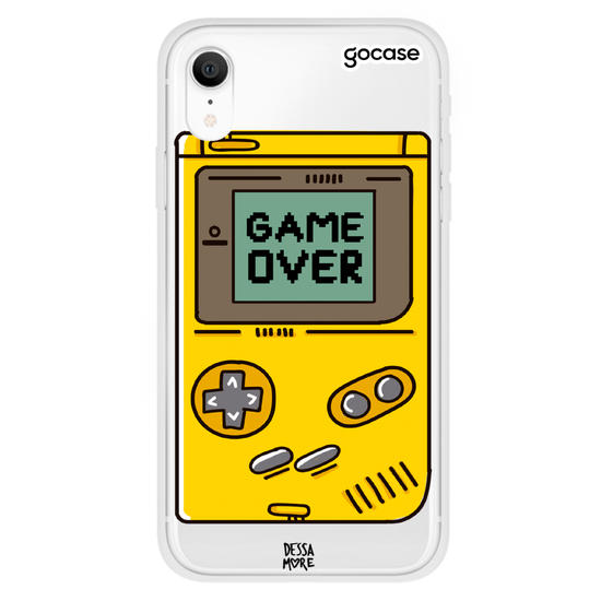 Capinha para celular Game Over