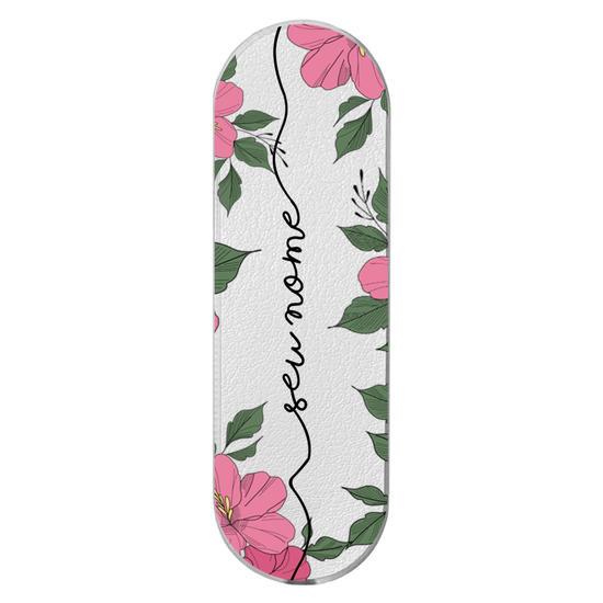 GoGrip - Hibiscos Pink Manuscrita