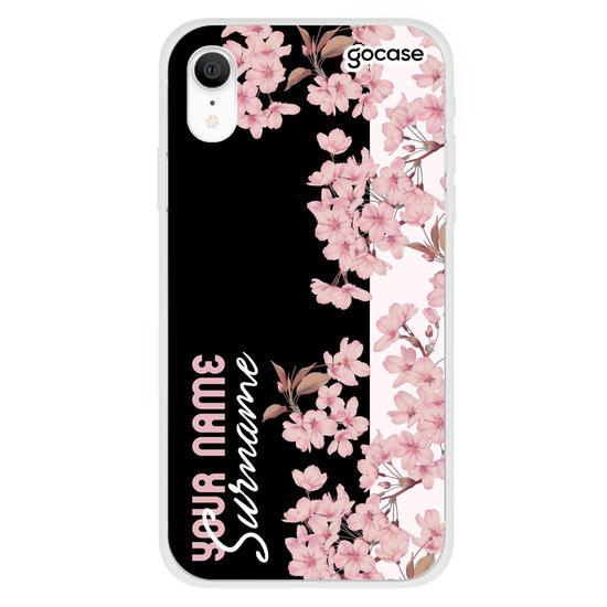 Vertical Cherry Garden Phone Case