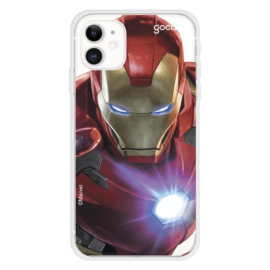Capinha para celular Marvel - Eu sou o Homem de Ferro!
