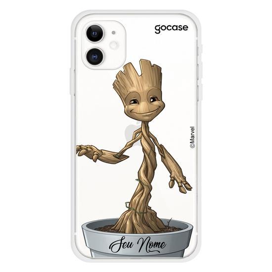 Capinha para celular Baby Groot