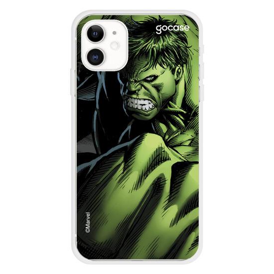 Capinha para celular Marvel - HULK ESMAGAA!