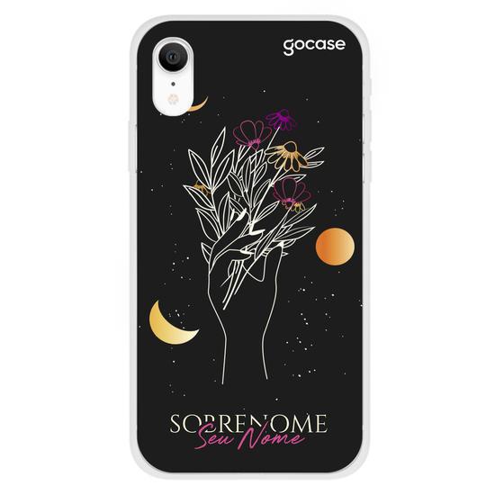 Capinha para celular Mystical Flowers