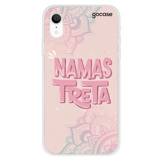 Capinha para celular Namastreta