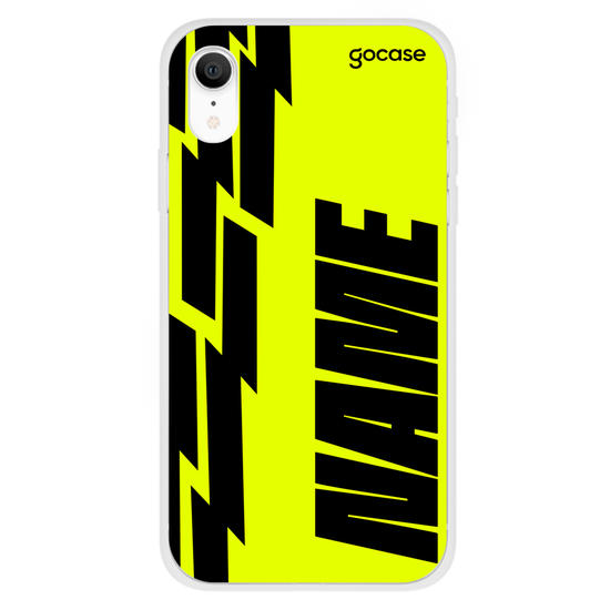 Neon Flash Phone Case