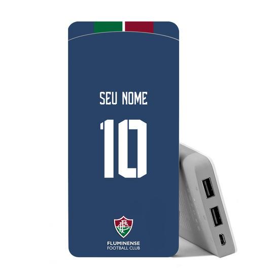 Carregador Portátil Power Bank (10000mAh) - Fluminense - Uniforme 3