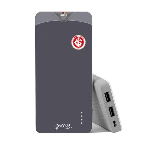 Carregador Portátil Power Bank (10000mAh) - Internacional - Uniforme 3 Frente - 2018