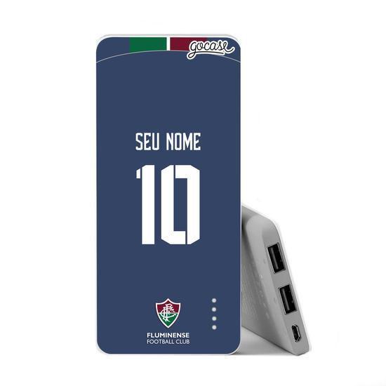 Carregador Portátil Power Bank Slim (5000mAh) - Fluminense - Uniforme 3