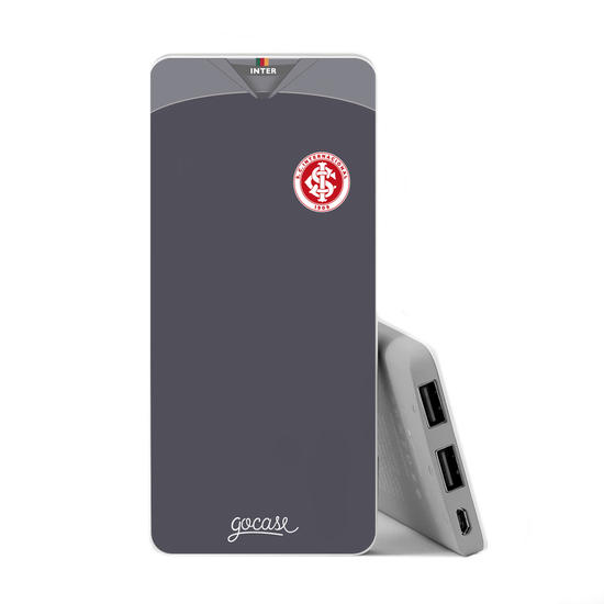 Carregador Portátil Power Bank Slim (5000mAh) - Internacional - Uniforme 3 Frente - 2018