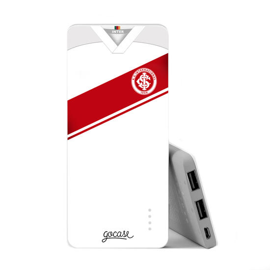 Carregador Portátil Power Bank Slim (5000mAh) - Internacional - Uniforme 2 Frente - 2019