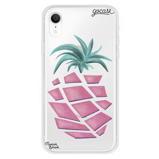 Pink Pineapple Phone Case