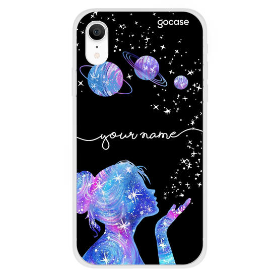 Stardust Handwritten Phone Case