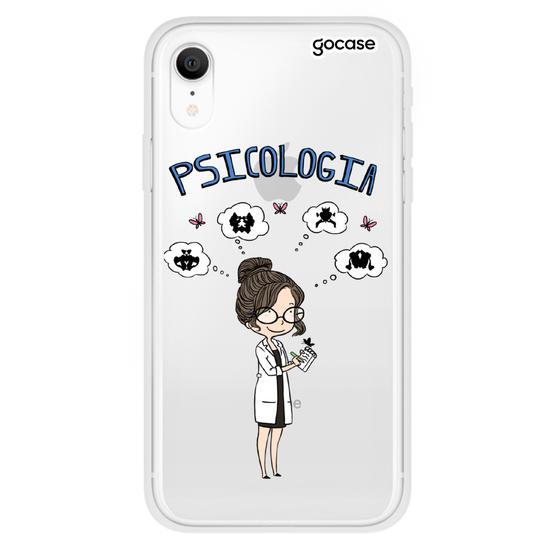 Capinha para celular Psicológica