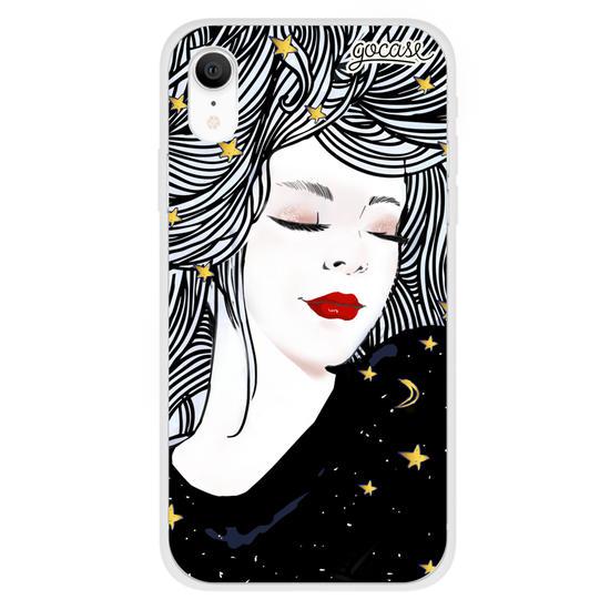 Capinha para celular Sonhando nas Estrelas Customizável