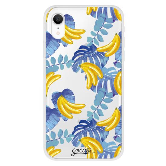 Tropical Bananas Phone Case