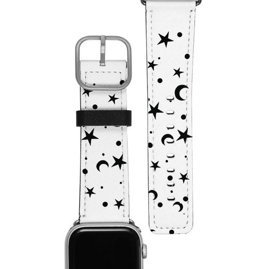 Pulseira Apple Watch - Black Stars