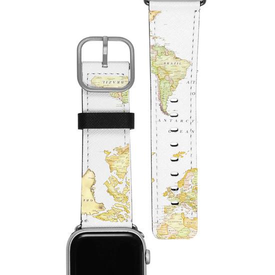Pulseira Apple Watch - Mapa