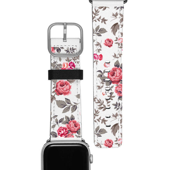 Apple Watch Band - Rosas Vermelhas