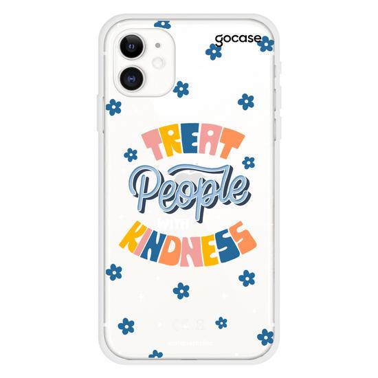 Capinha para celular Kindness
