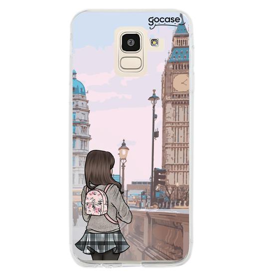 Capinha para celular Travel Lover - Londres