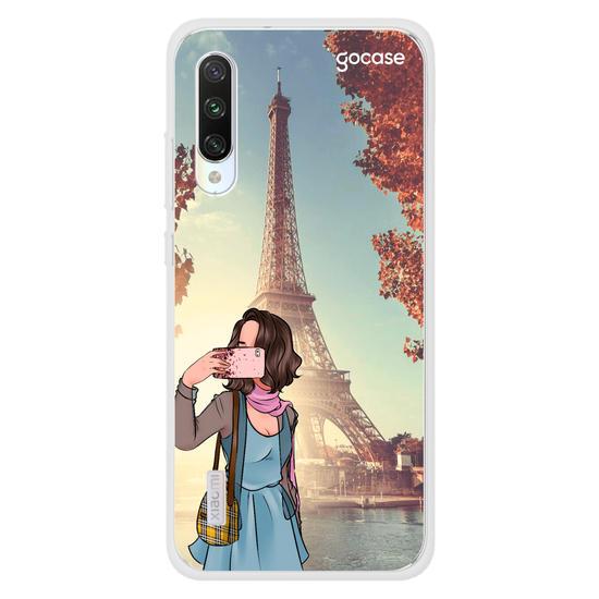 Capinha para celular Travel Lover - Paris
