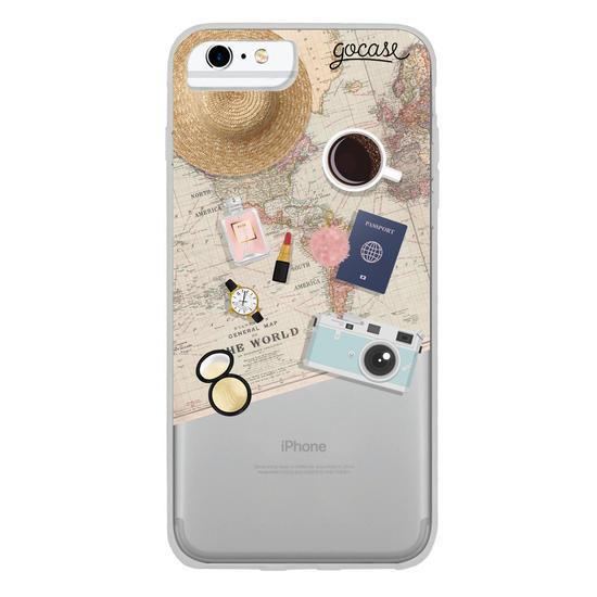 Capinha para celular Kit de Viagem Personalizada