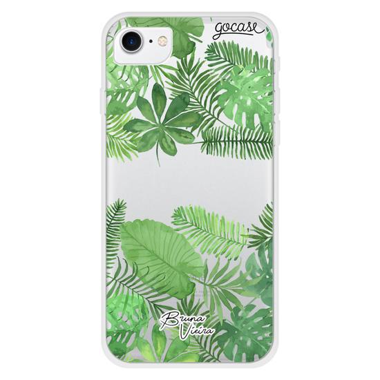 Capinha para celular Tropical by Bruna Vieira