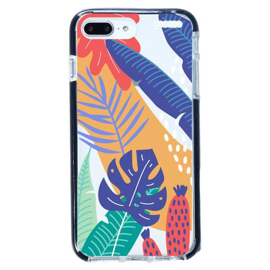 Capinha para celular Tropical Colorido