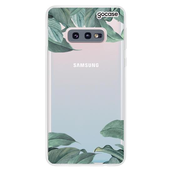 Capinha para celular Tropical Summer Clean