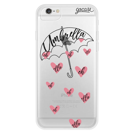 Umbrella Love  Phone Case
