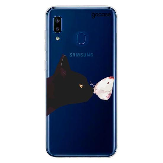 Capinha para celular Um Carinho