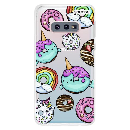 Unicorn Donuts Phone Case