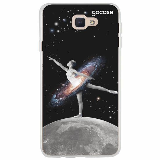 Capinha para celular Universo Bailarina