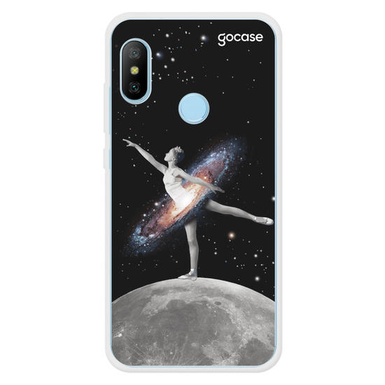 Capinha para celular Universo Bailarina