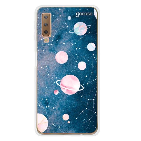 Capinha para celular Universo Blue