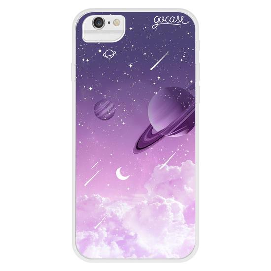 Purple Universe Phone Case