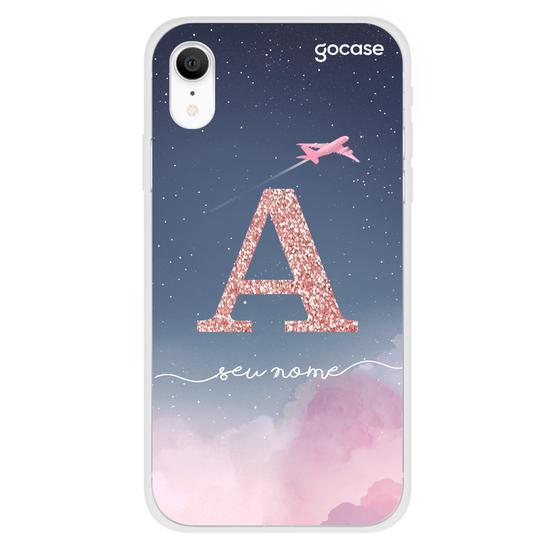 Capinha para celular Sweet Travel Glitter