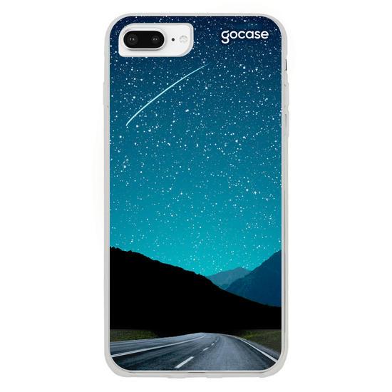 Capinha para celular Viagem Noturna