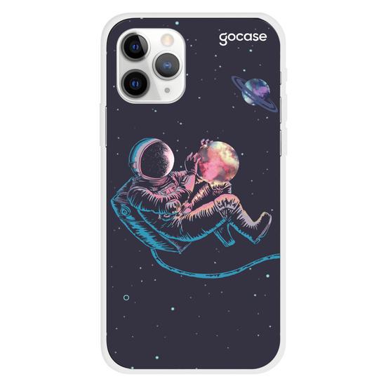 Capinha para celular Viajante Astral