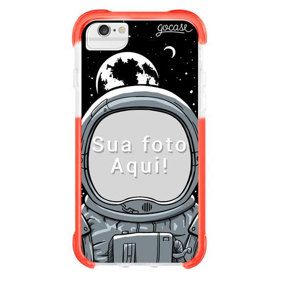 Capinha para celular Picture - Viajante Espacial