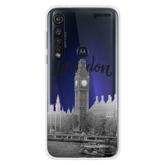 Capinha para celular Viajar e Sonhar - London