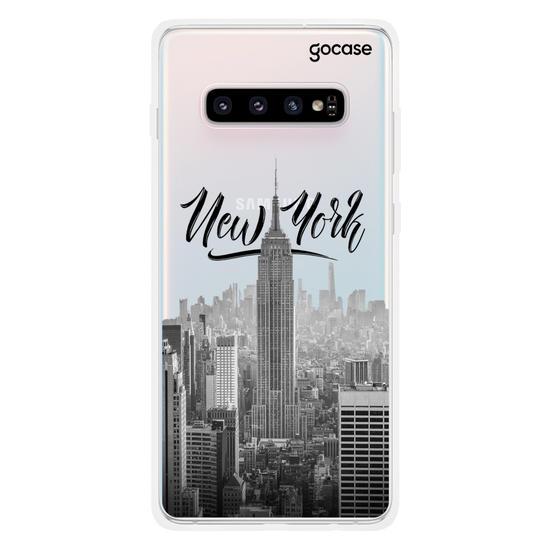 Capinha para celular Viajar e Sonhar - New York