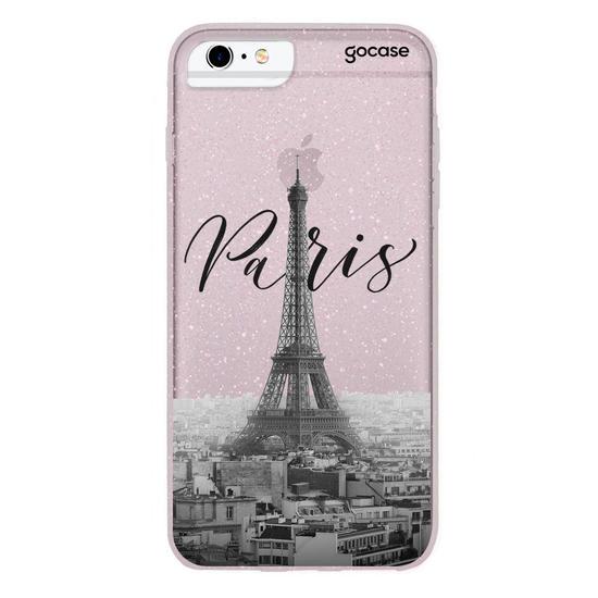 Capinha para celular Viajar e Sonhar - Paris