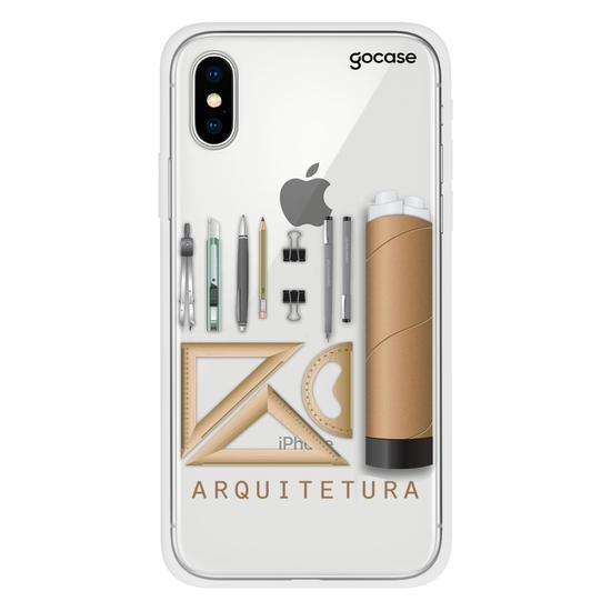 Capinha para celular Vida de Arquiteto