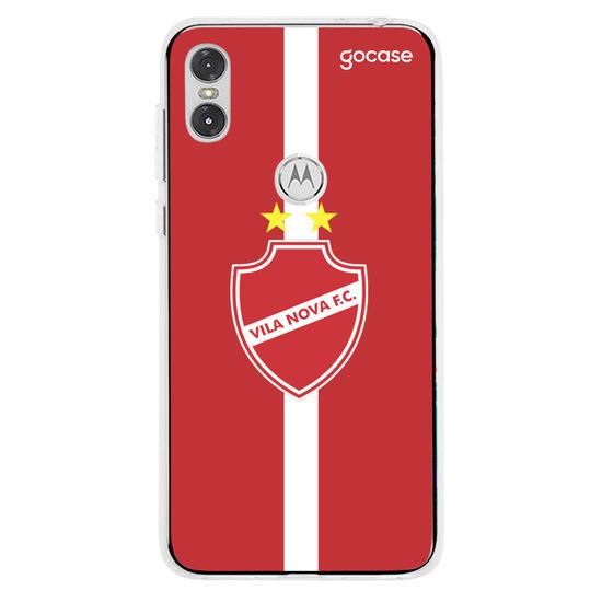 Capinha para celular Vila Nova - Escudo