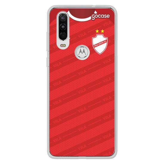 Capinha para celular Vila Nova - Uniforme 1 2020