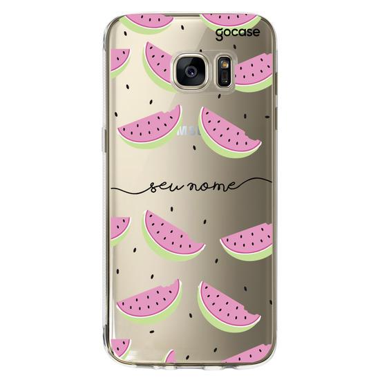 Capinha para celular WaterMelon